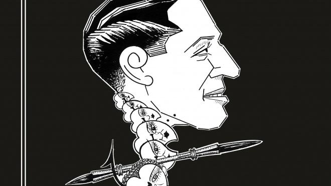 """Moura: exposição """"As caricaturas de António Franco"""""""