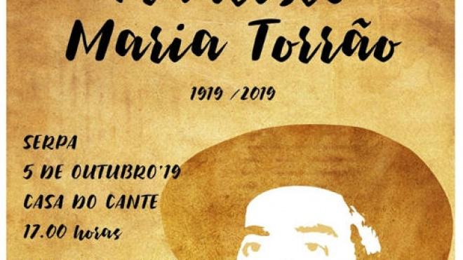 Centenário do nascimento do músico Serpense Francisco Maria Torrão