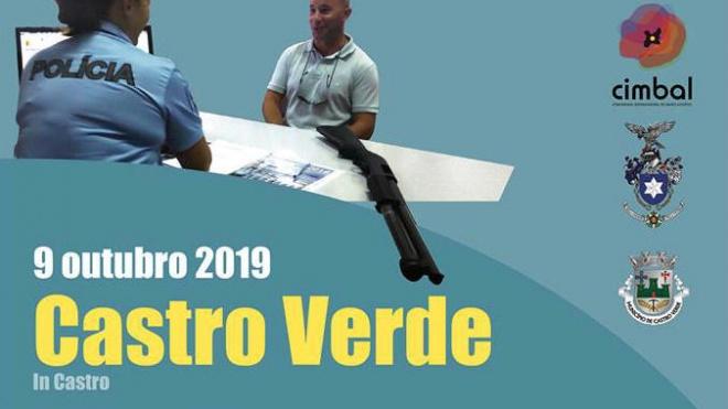 Balcão de Atendimento Não Permanente da PSP em Castro Verde