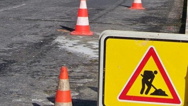 Obras de requalificação na estrada Aljustrel-Canhestros