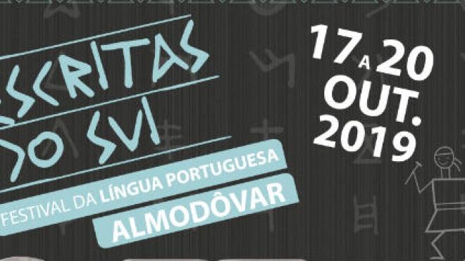 """Almodôvar continua a receber o Festival """"Escritas do Sul"""""""