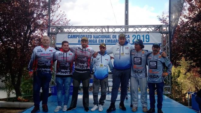 Alentejanos vão representar Portugal no Campeonato do Mundo de Pesca do Achigã