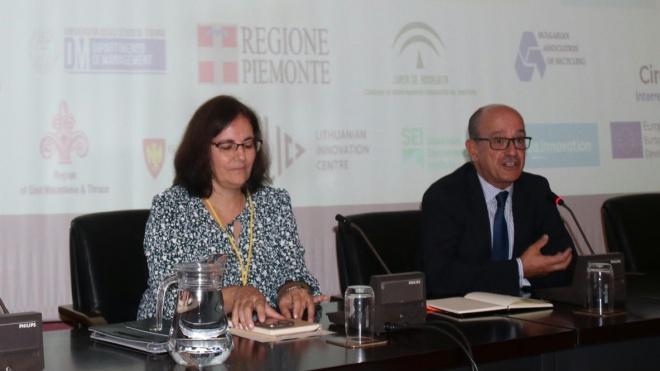 CCDR Alentejo recebeu reunião do projeto CircPro
