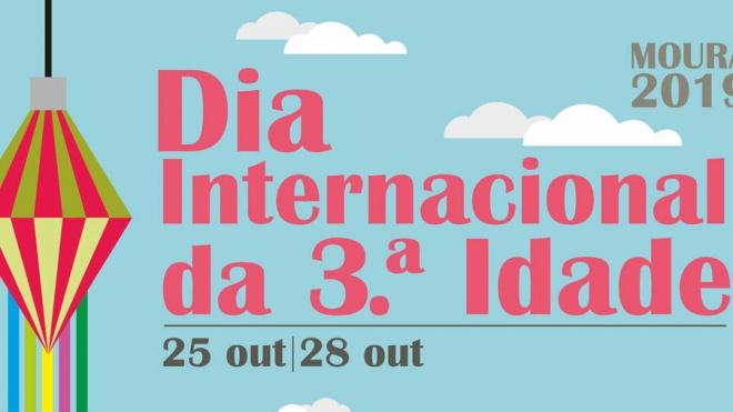 Moura celebra Dia Internacional da 3ª Idade