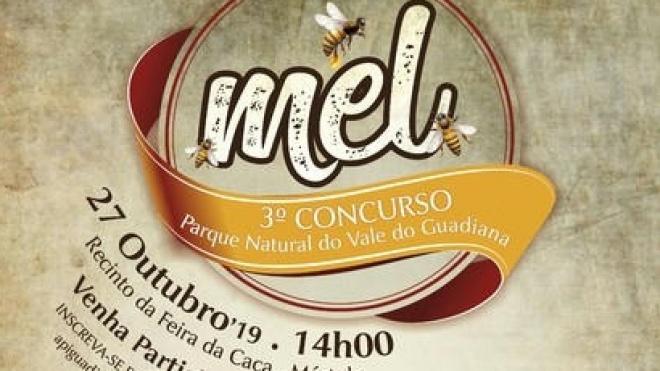 Mel de Mértola em concurso na Feira da Caça de Mértola