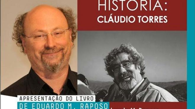 """O livro """"Uma vida com história: Cláudio Torres"""" é apresentado hoje em Beja"""