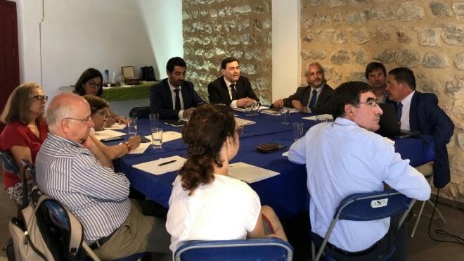Margem Esquerda do Guadiana adere à Rede Internacional de Bio-Regiões