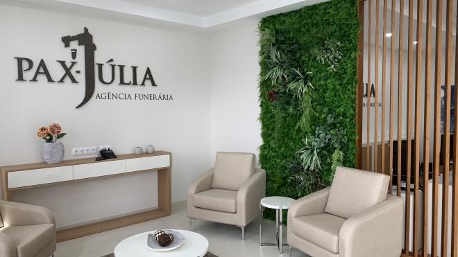 Agência Funerária Pax-Júlia abre nova sucursal em Beja