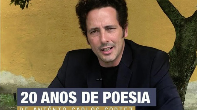 20 anos de poesia de António Carlos Cortez