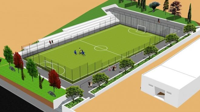 Obras de requalificação em Vila Alva