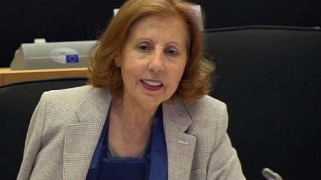 Maria da Graça Carvalho pede plano europeu contra a seca no Alentejo