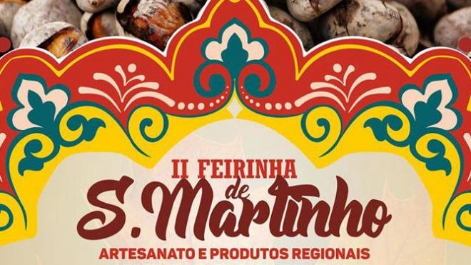 Vila de Frades apresenta II Feirinha de S. Martinho