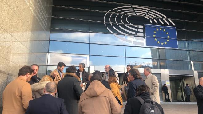 Distrito de Beja recebeu o apoio dos eurodeputados em Bruxelas