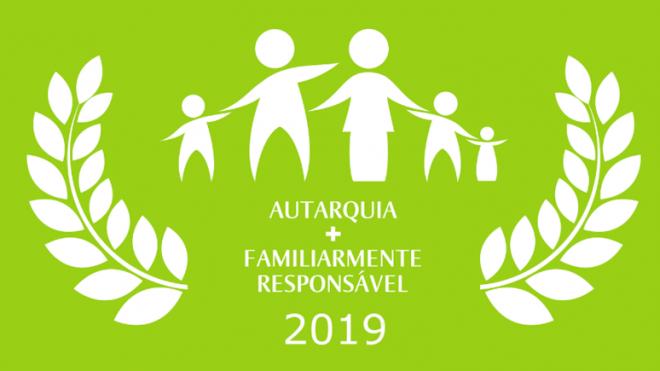"""Mértola reconhecida como """"Autarquia Familiarmente Responsável 2019"""""""