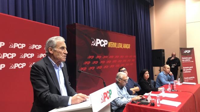 Jerónimo de Sousa está hoje em Beja