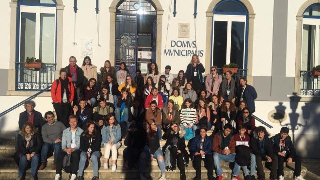 Intercâmbio Erasmus+ decorre em Castro Verde