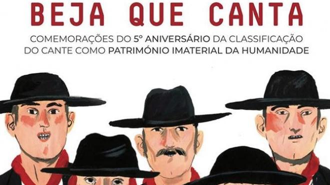 Beja celebra 5º aniversário do cante como património da Humanidade