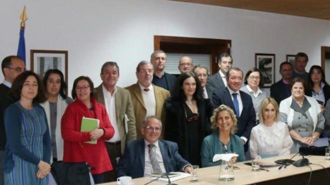 Reunião de trabalho de dirigentes da CCDRA e do PO Alentejo
