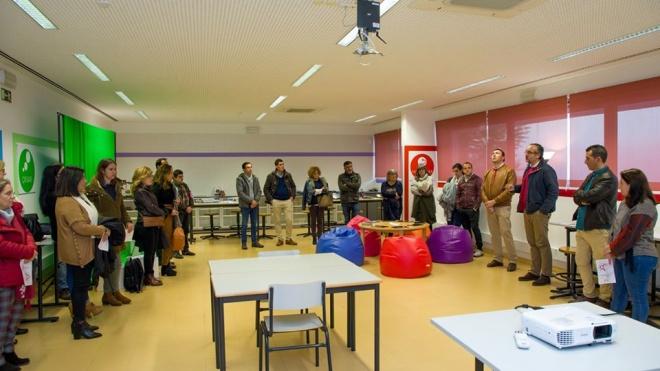 Moura e Amareleja têm salas de aula do futuro