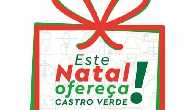 Castro Verde promove compras no comércio local