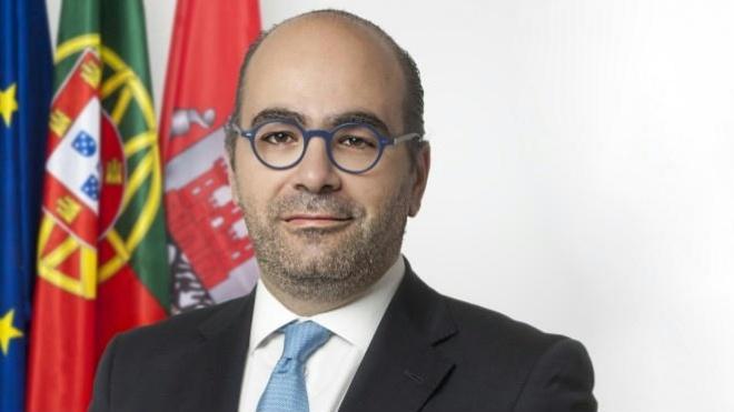 PSD: Miguel Pinto Luz apresenta candidatura à liderança do PSD em Ourique