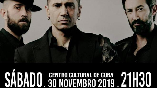 Spiritual Front atuam em Cuba neste sábado