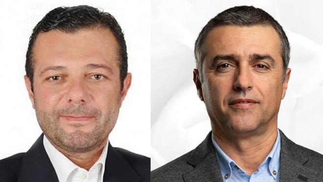 Hélder Guerreiro e Nelson Brito na corrida à liderança do PS do Baixo Alentejo