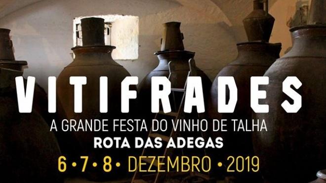 """XXII Concurso """"Os Melhores Vinhos de Talha"""" hoje na Vitifrades"""