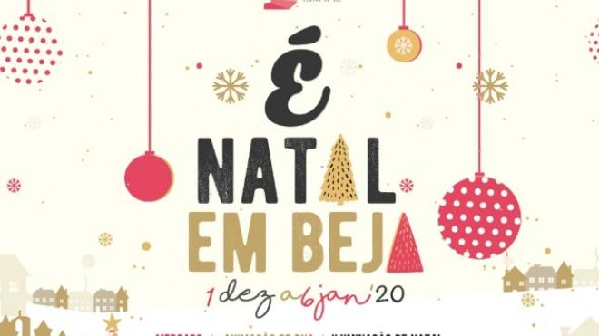 """""""É Natal em Beja"""" continua a decorrer até 6 de janeiro"""