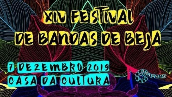 XIV Festival de Bandas de Beja esta noite na Casa da Cultura