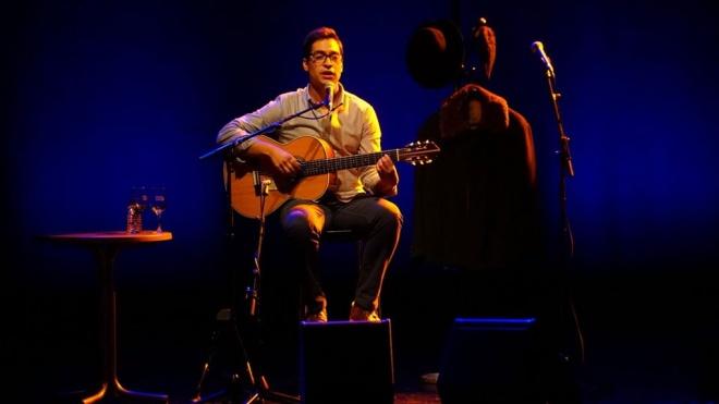 Buba Espinho atua no palco do Pax Julia em Beja este sábado
