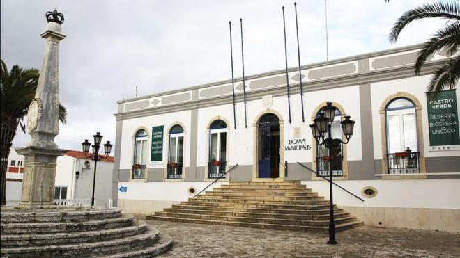 Câmara de Castro Verde tem de devolver quase 500 mil euros de derrama