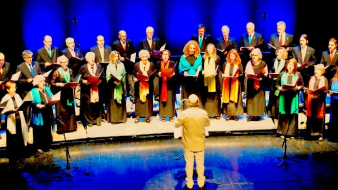 """Coro de Câmara de Beja apresenta no Pax Julia """"O Amor e os Tempos"""""""