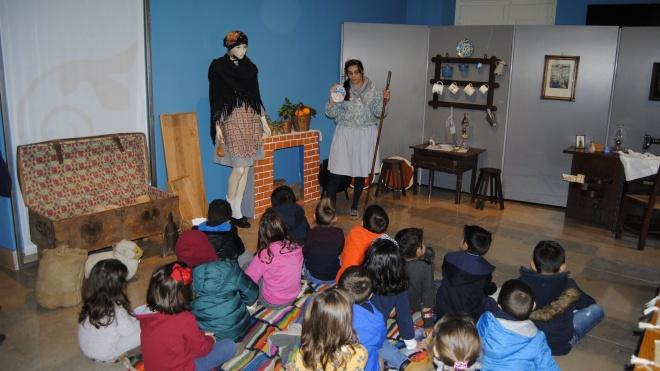 """Programa de Educação Patrimonial """"Memórias e Património: o Pão"""""""