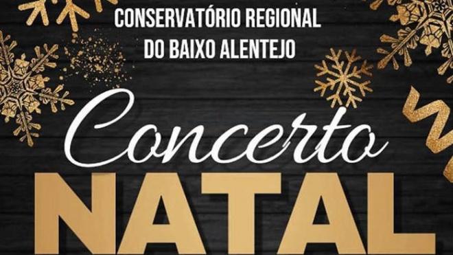 Concerto de Natal do CRBA