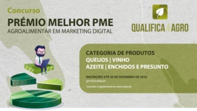 Prémio para Melhor PME Agroalimentar em Marketing Digital