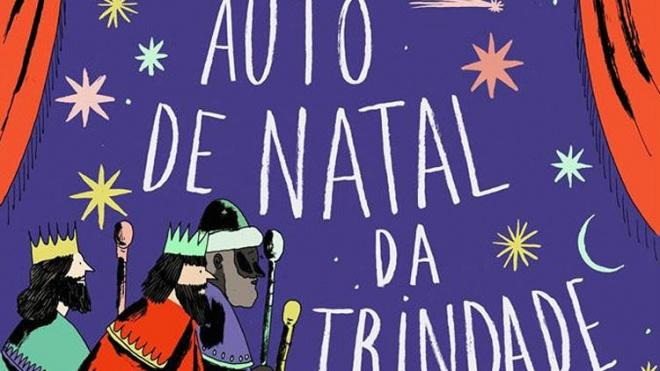 Auto de Natal da Trindade é apresentado neste sábado