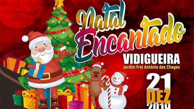 Vidigueira prepara 3ª edição do Natal Encantado