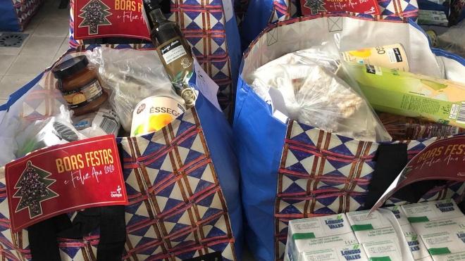 Ourique: Campanha solidária reuniu 3 mil quilos de alimentos