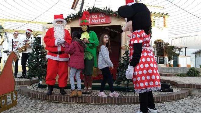 Mercado de Natal em Castro Verde