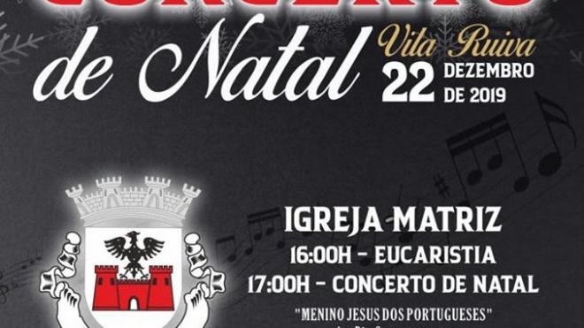 Concerto de Natal em Vila Ruiva