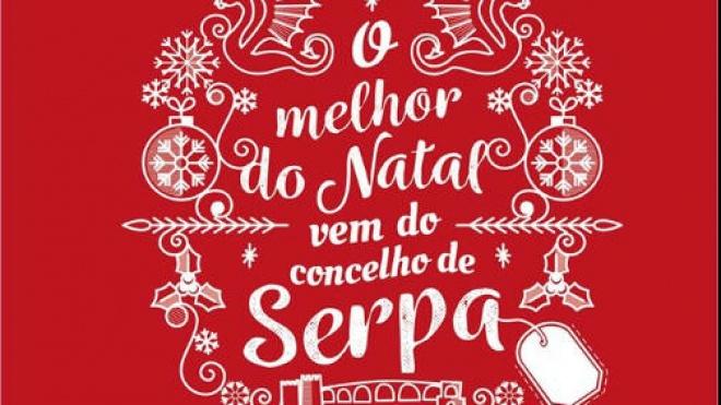 Serpa propõe atividades de Natal para este fim-de-semana