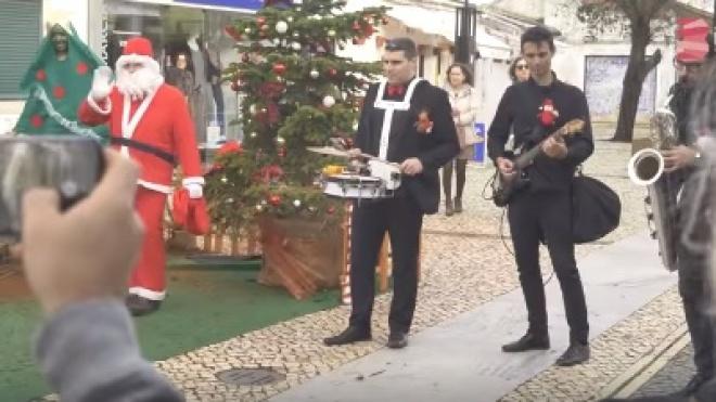 """""""É Natal em Beja"""" sugere animação de rua"""