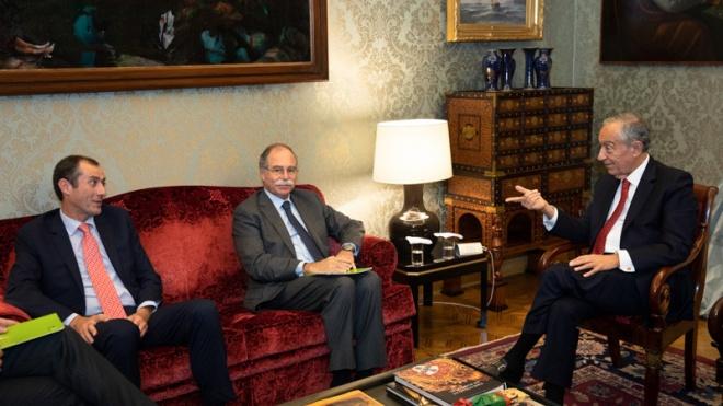 CAP reuniu-se com o Presidente da República e apelou à valorização da Agricultura