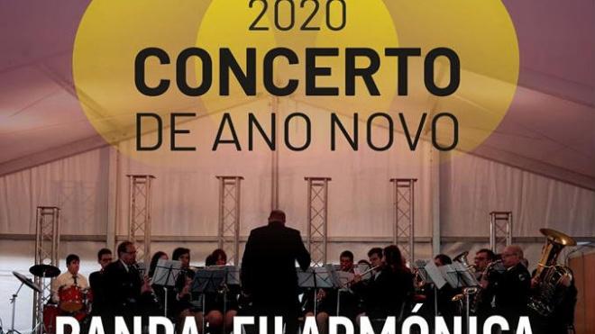 Concerto de Ano Novo em Vidigueira