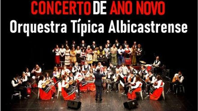 Alvito recebe hoje Concerto de Ano Novo
