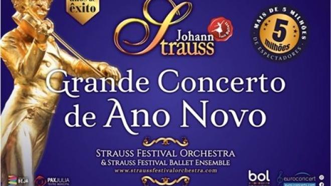 Grande Concerto de Ano Novo em Beja