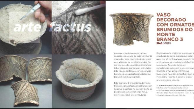 Arqueologia em Pias em destaque