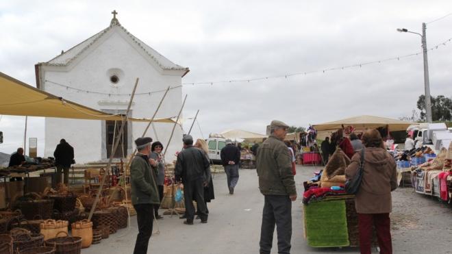 Feira do Pau Roxo em Castro Verde