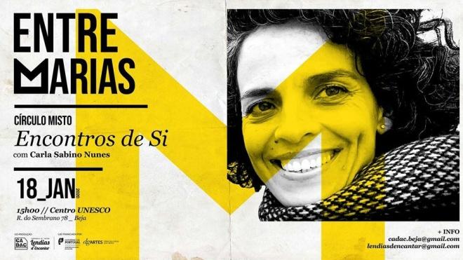 """Beja recebe Circulo Misto """"Encontros de Si"""" no Centro UNESCO"""